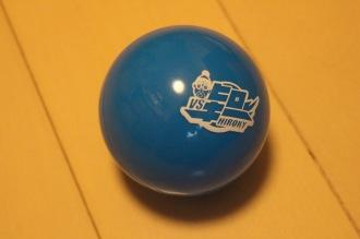 ニアピン賞のヒロキーボール