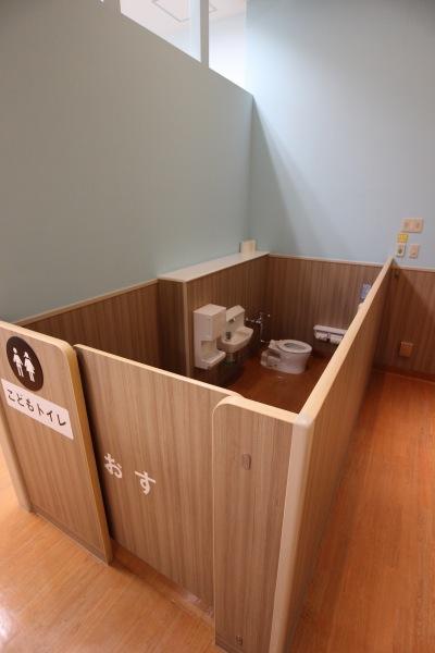 グランツリー武蔵小杉の「こどもトイレ」