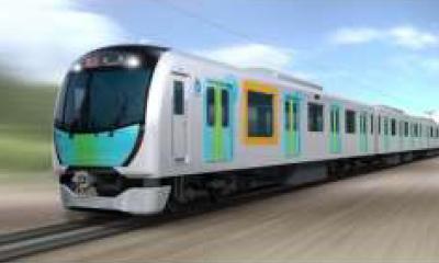 指定席直通列車として導入予定の西武鉄道新型通勤車両