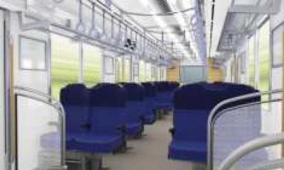 定席直通列車として導入予定の西武鉄道新型通勤車両