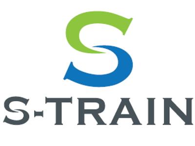 「S-TRAIN」のロゴ