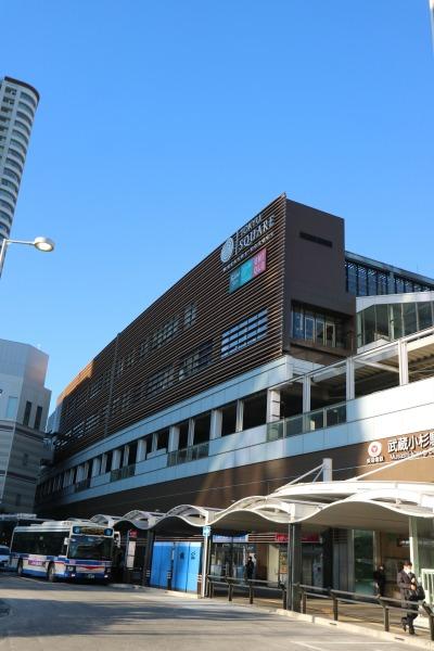開業4年を迎える武蔵小杉東急スクエア