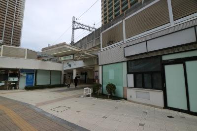 東急武蔵小杉駅の南口