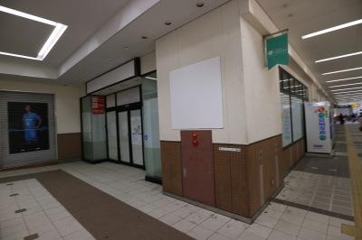 東急ストアの営業区画