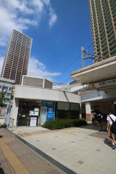 QBハウス東急武蔵小杉駅店