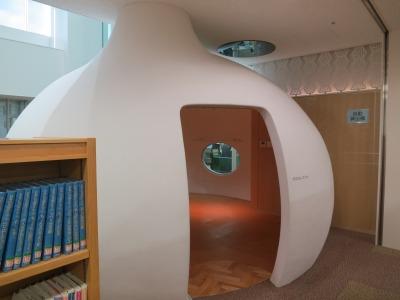 中原図書館の「おはなしのへや」
