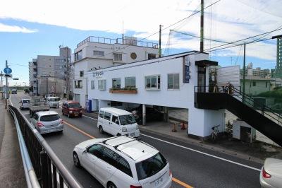 丸子橋近くのランステーション「try-a+」