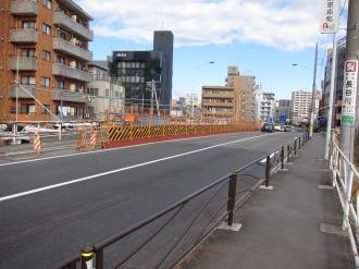 現在の上丸子跨線橋