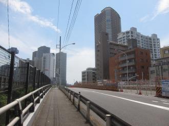 上丸子跨線橋