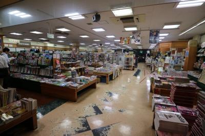 9月24日頃移転予定の1階書籍売り場
