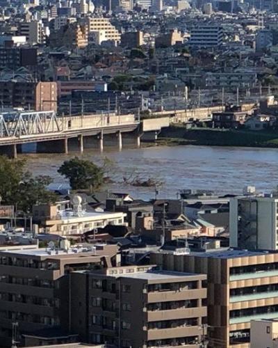 13日(日)の多摩川