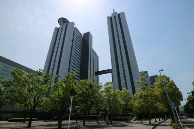 武蔵小杉新駅・向河原駅前のNEC玉川ルネッサンスシティ