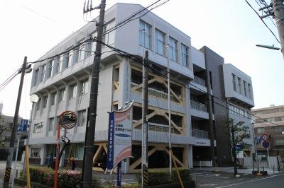 「かわさき市民アカデミー」が普段講座を実施している川崎市生涯学習プラザ