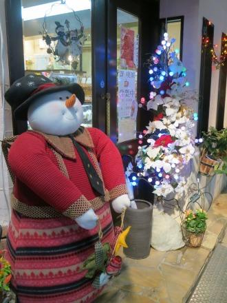 法政通り商店街・フェリシアのクリスマス