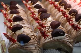 「パティスリー・ディヴァン」のクリスマスケーキ