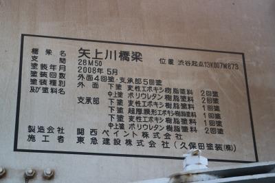 矢上川橋梁
