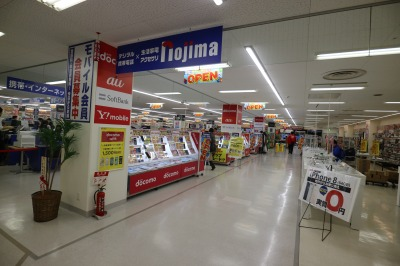 5階の「ノジマ イトーヨーカドー武蔵小杉駅前店」