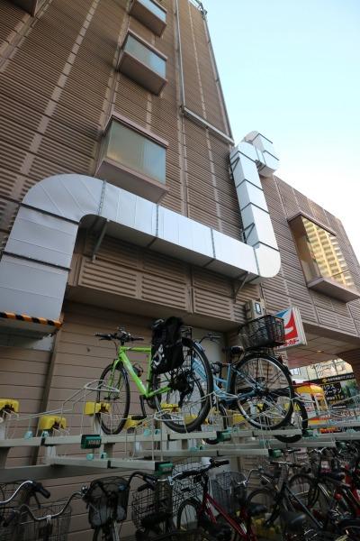 1階「アンジェリークニューヨーク」跡地のダクト新設