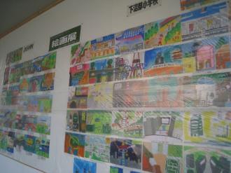 中原市民館の絵画展