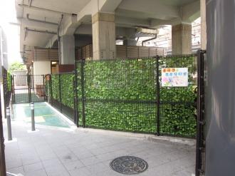 横須賀線武蔵小杉駅前の「まなびの森保育園武蔵小杉」