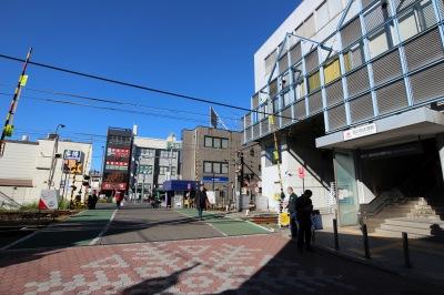 東急池上線 雪が谷大塚駅