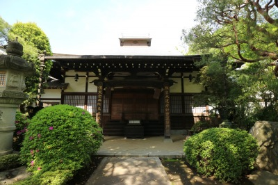 全龍寺の本堂